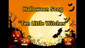 Halloween Witch Poems Song