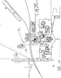 Watertown Wisconsin Map by Milwaukee County Insane Asylum Was It A Kirkbride Asylum