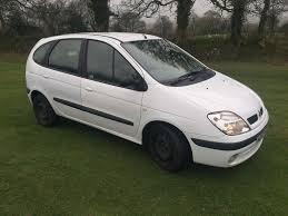 renault megane scenic 1 6 16v 2002 mpv family car in tavistock