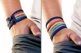 bracelet crochet patterns images Gorgeous inspiration crochet bracelet spot blog archive pattern jpg