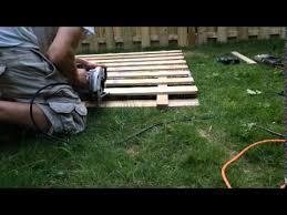 Backyard Fence Installing A Backyard Fence Youtube