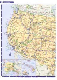 road map up the big usa road trip starts and changes up already showy map usa