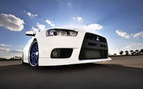 lancer mitsubishi white wheels white cars roadster evo x mitsubishi lancer evolution x