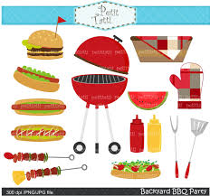 summer bbq clip art like this item summer cook outs