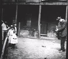 the photographs of lewis hine the industrial revolution and child