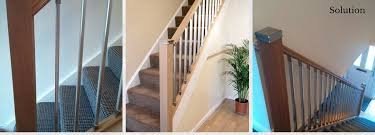 Stair Banisters Uk Solution Stair Parts Axxys Stairs Oak Stairparts Stair Kits