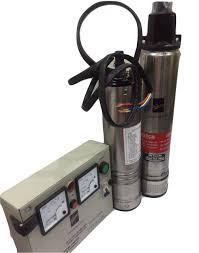 buy kirloskar 1 hp oil filled single phase 4 inch borewell
