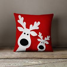 halloween pillows decorations christmas pillows holiday pillows christmas by wfrancisdesign