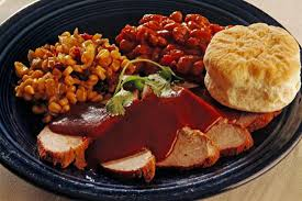A Plate Of Food From The Arizona Room Grand Canyons Arizona Room - Grand canyon lodge dining room