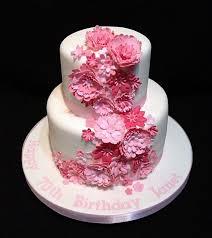 birthday flower cake birthday cake pink flowers image inspiration of cake and