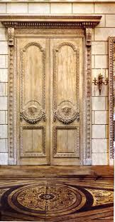 Door Design In Wood Carved Door Palais Du Louvre 17th Cen France 3346hc Doors