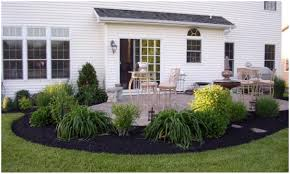 full image for cool mulch ideas backyard makeover simple garden