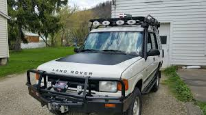 land rover lr4 blacked out hood blackout giveaway from lucky 8 land rover forums land