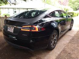 wrecked car transparent salvage car owners support group page 4 tesla motors club