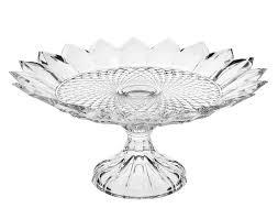 Crystal Pedestal Cake Stand Compact Pedestal Cake Plate 58 Glass Pedestal Cake Stand Melamine