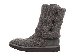 womens winter boots zappos ugg lattice cardy at zappos com