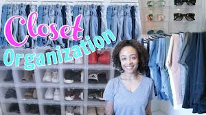 Cheap Organization Ideas Cheap Closet Organization Ideas 1 To Under 6 Youtube