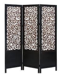 Room Dividers Amazon by Amazon Com Benzara Room Dividers Wood Screen Panel 72 60 Inch