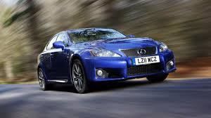 lexus isf blue the lexus is f has just been killed top gear