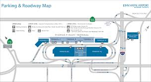 Atlanta Airport Gate Map by John Wayne Airport Parking Guide Find Cheap Parking Near Sna