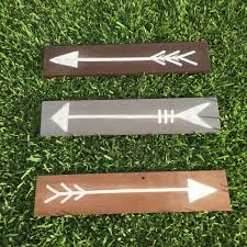 wood arrows arrow wood sign rustic arrow rustic wood arrow