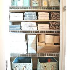 bathroom closet shelving ideas linen closet shelving ideas medium size of bathroom closet nobailout