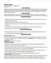 resume making guidelines