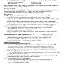 cover letter consultant resume example marketing consultant resume