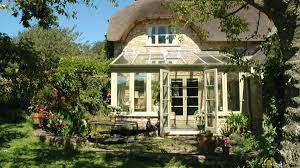 Plans For Cottages by Thatch Cottage Conservatory David Salisbury