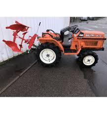 siege pour micro tracteur kubota micro tracteur kubota b1 15 avec charrue 8 pouces greenwork