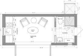 28 pool house floor plans with bathroom cottage tiny homes