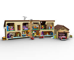 Simpsons Floor Plan The Simpsons House Layout Inc Rarely Seen Rumpus Room