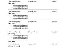 No Work Experience Resume Examples by No Experience Resume Sample Haadyaooverbayresort Com