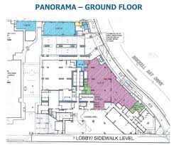 panorama towers floor plans panorama tower offers retail space for lease