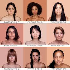 pantone skin colours i like pinterest