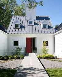 Cost Of A Copper Roof by Standing Seam Metal Roof A Green Choice For Your Home Roof