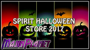 the spirit halloween store spirit halloween store 2017 youtube