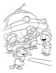little einsteins coloring pages printable movies and tv show