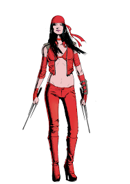 Elektra Halloween Costume Elektra Sample Alex Shibao