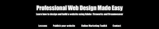 tutorial website dreamweaver cs5 dreamweaver cs5 tutorial how to make a website with adobe