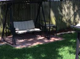 Grassless Backyard Ideas Need Ideas For A Cheap Easy Way To Go Grassless In My Tiny
