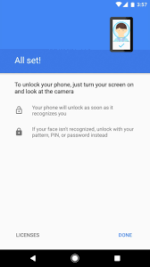 android pattern matching your android phone comes with a face id feature built in here s