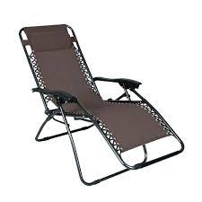 Recliner Patio Chair Gravity Lounge Chair 2pc Zero Gravity Chairs Lounge Patio Folding