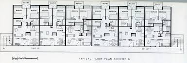 Low Cost Housing Floor Plans by Okc Mod Low Cost Housing For Urban Renewal Architectural