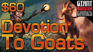 budget modern deck tech mono white goats 60 youtube