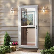 choose from over 30 storm door styles featuring a vast selection