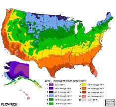 Seatac Map Usda Hardiness Zone Map