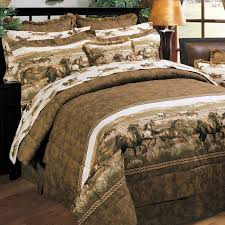 horse themed bedding sets