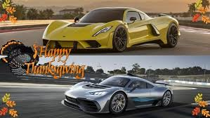 thanksgiving day special 7 cars we re thankful for news top speed