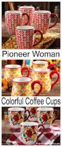 coffe cups the pioneer woman coffee cups mugs for everyday